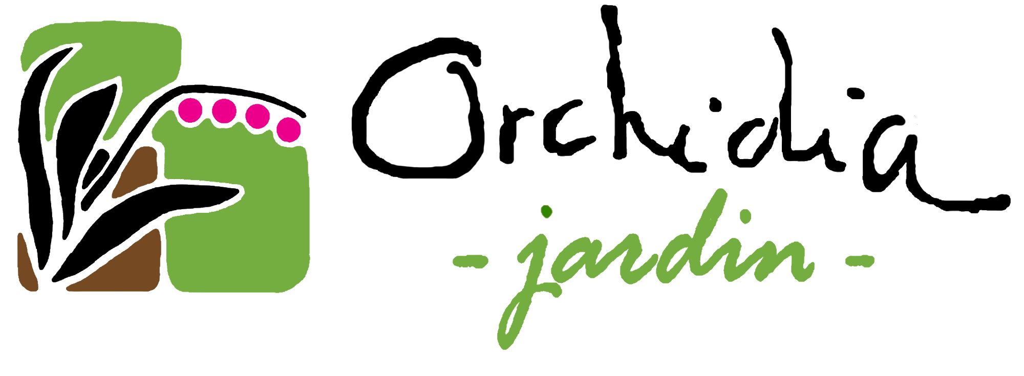 Orchidia jardin